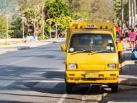 Сколько стоит такси из аэропорта Пхукета на Карон