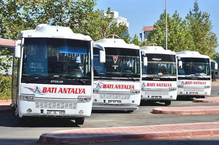 Antalya Kemer transfer in groups