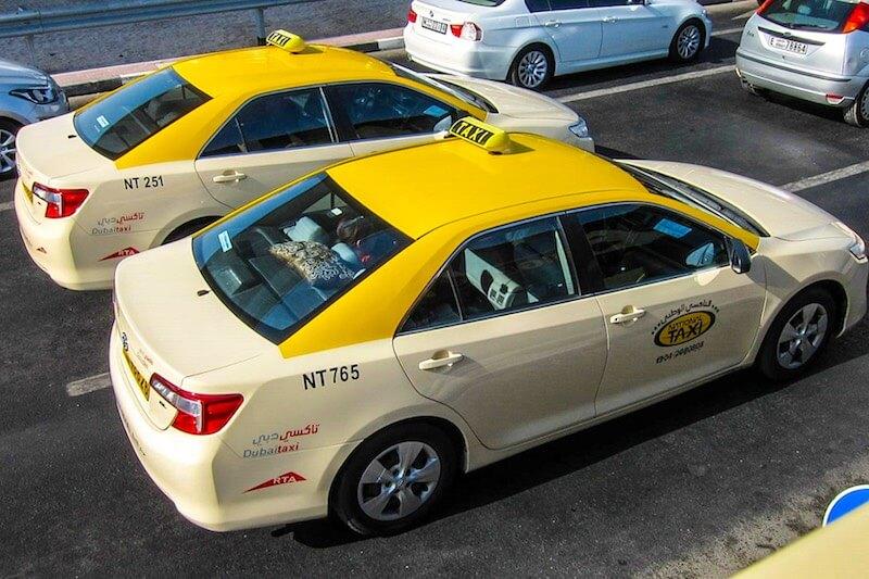 Taxi from Dubai to Abu Dhabi