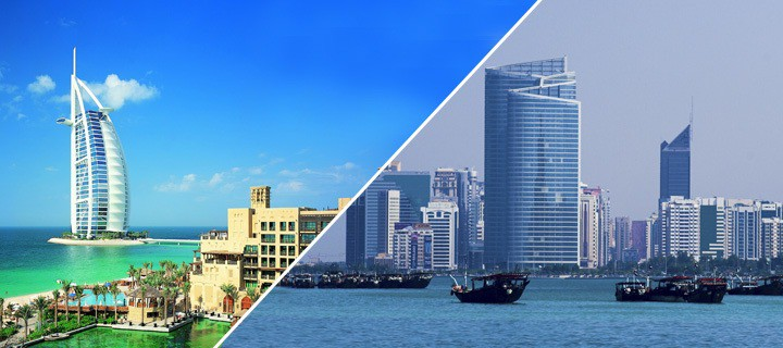 All ways to get from Dubai to Abu Dhabi