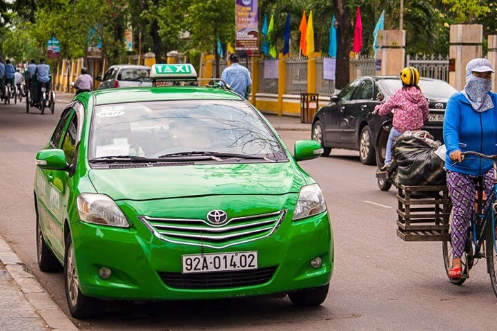Taxi from Ho Chi Minh to Phan Thiet