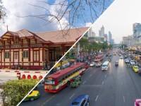 Из Хуахина в Бангкок: такси, трансфер или автобус
