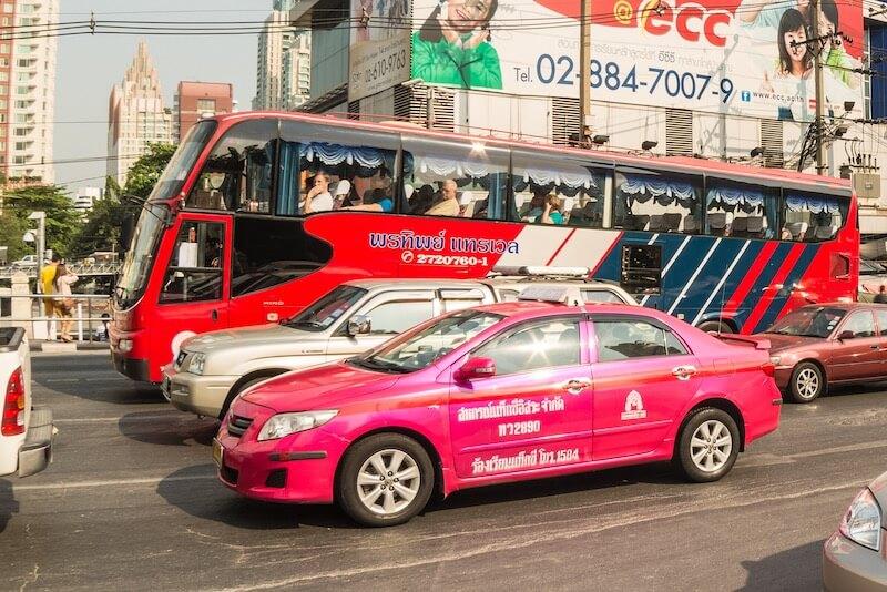 Taxi Bangkok - Rayong