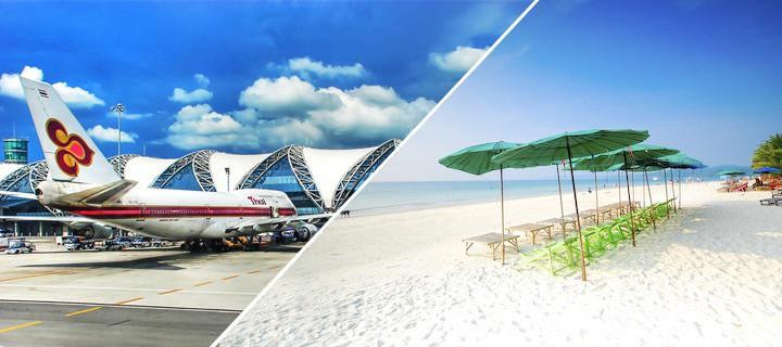 Transfer from Bangkok to Rayong