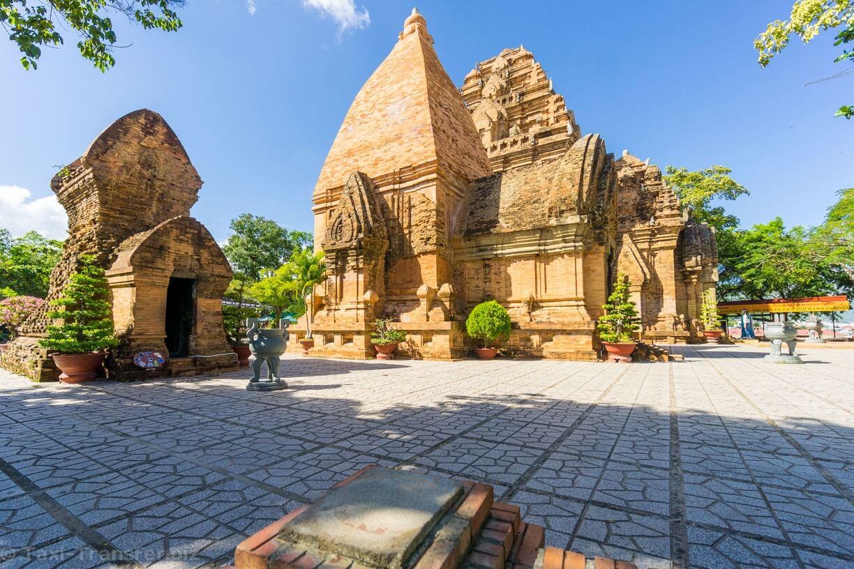 Nha Trang Po Nagar temple