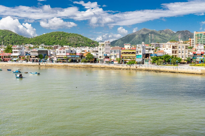 Nha Trang bridge view