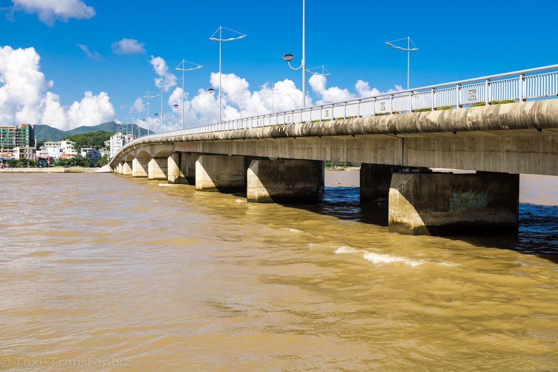 Nha Trang bridge