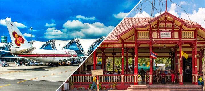 How to get from Bangkok to Hua Hin