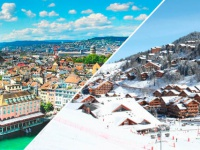 Transfer from Geneva to Meribel
