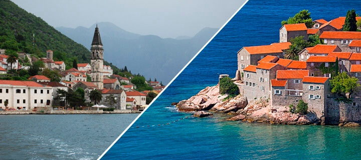 How to get from Tivat to Budva: taxi or bus