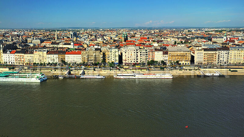 From Vienna to Budapest by river