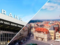 How to get from Prague Airport to the city