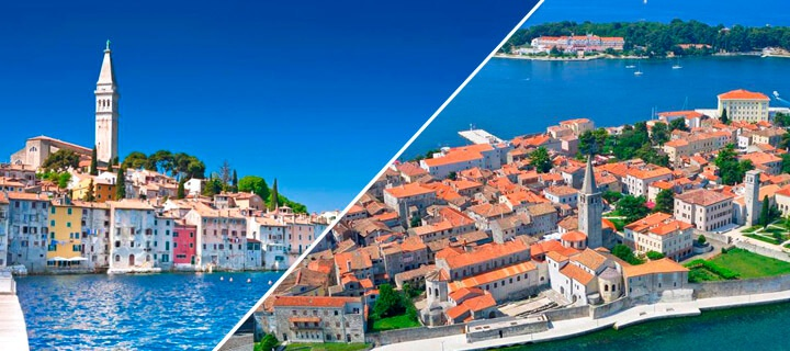 How to get from Pula airport to Porec