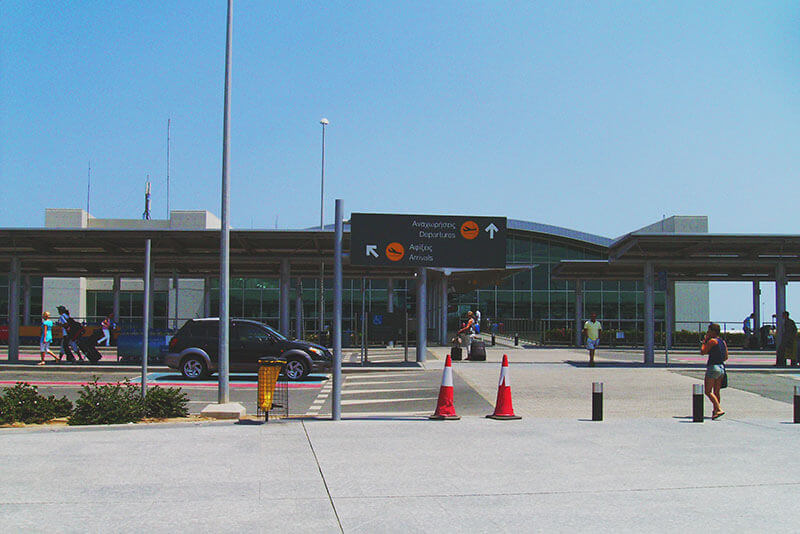 Taxi from Larnaca Airport to Protaras