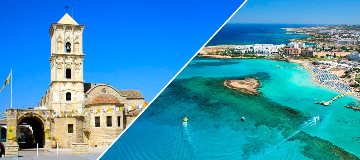 How to get from Larnaca Airport to Ayia Napa