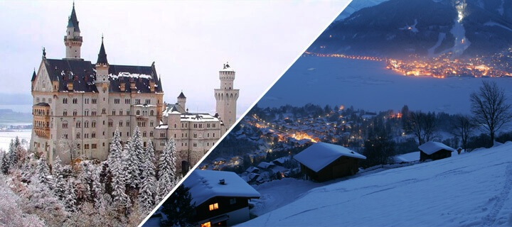 How to get from Munich to Zell am See