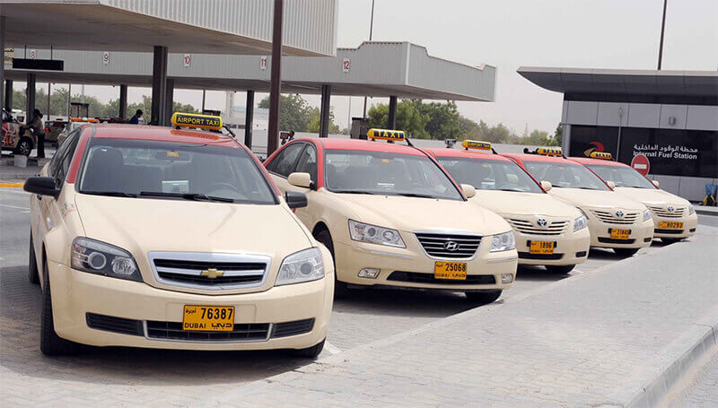 Taxi from Dubai Airport to Ras al-Khaimah