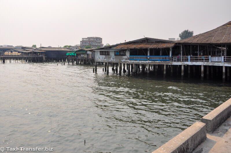 Dock Ban Phe near Koh Samet