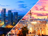 Transfer from Tel Aviv to Jerusalem