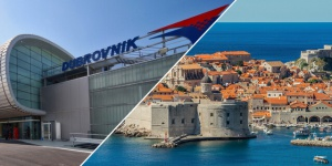 How to get from Dubrovnik airport to the city