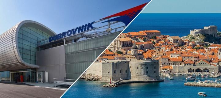 Как добраться из аэропорта Дубровника до города