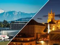 Как добраться из Женевы в Лозанну