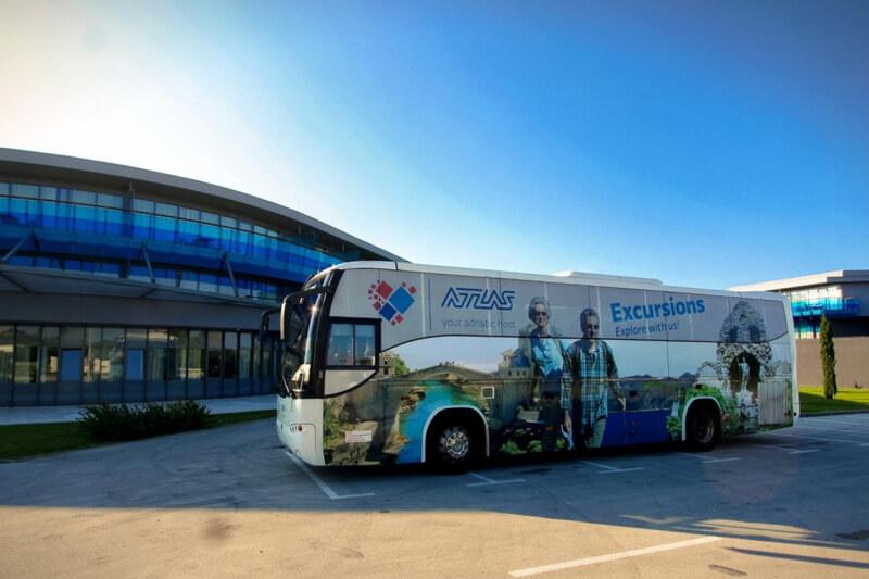 Как добраться из аэропорта Дубровник в город на автобусе