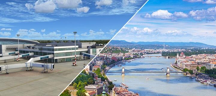 Как добраться в Будапешт из аэропорта самостоятельно?