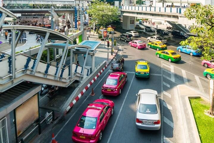 Bangkok to Koh Chang taxi service