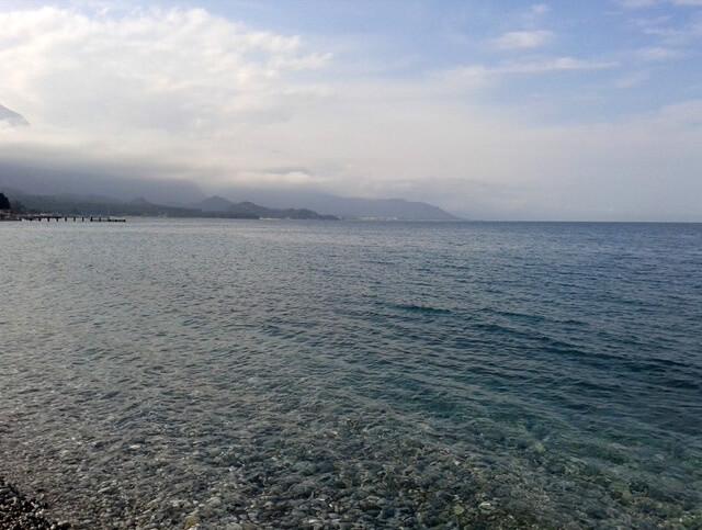 Kemer beach Turkey