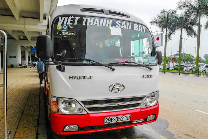 Bus from Ho Chi Minh to Muine