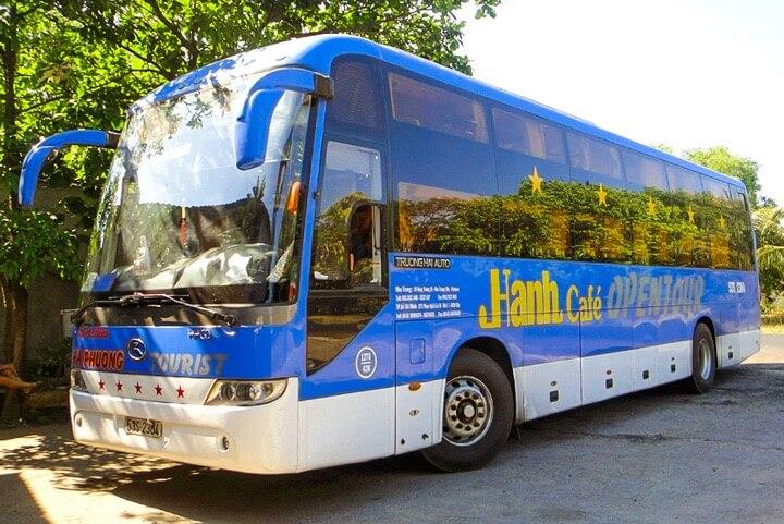 Bus from Ho Chi Minh to Nha Trang