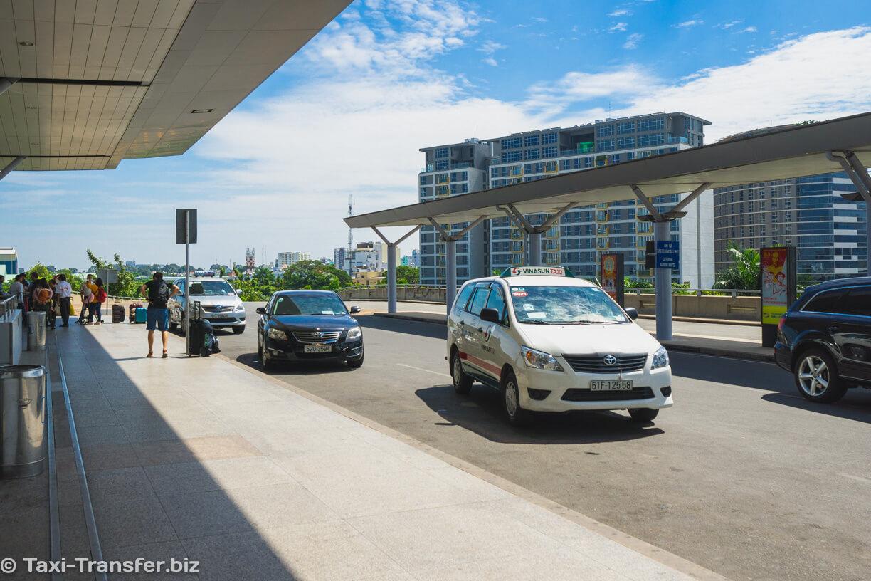 Taxi from Ho Chi Minh airport to Nha Trang