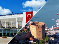Transfer from Antalya airport to Alanya