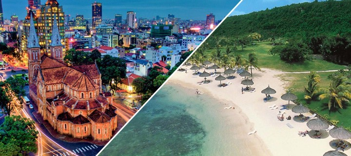 How to get from Ho Chi Minh City to Mui Ne
