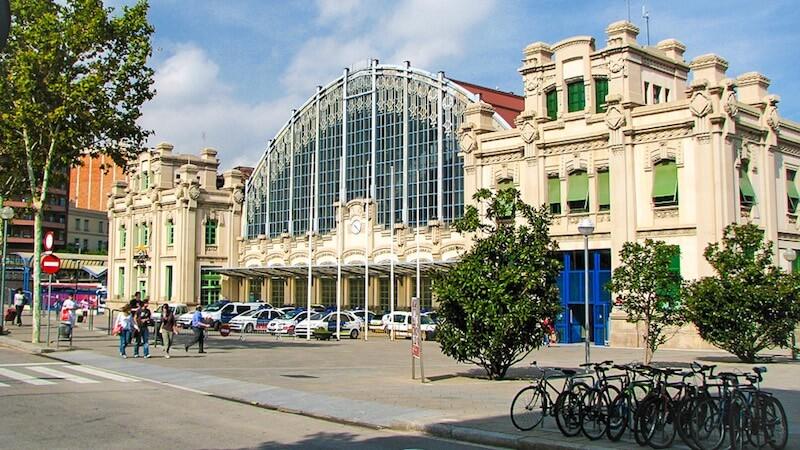 Барселона - Андорра автобус из северного автовокзала