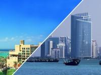 Все способы добраться из Дубай в Абу-Даби