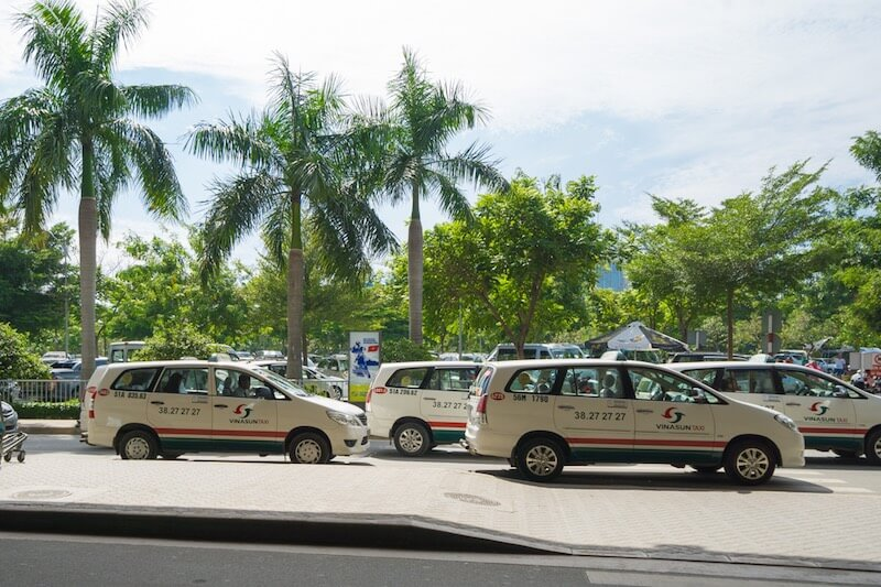 Трансфер из аэропорта в Нячанг - такси