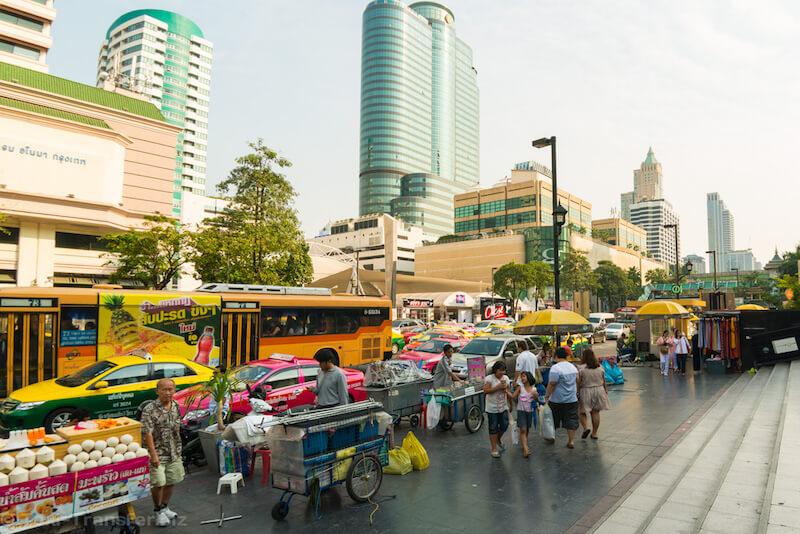 Tax in Bangkok