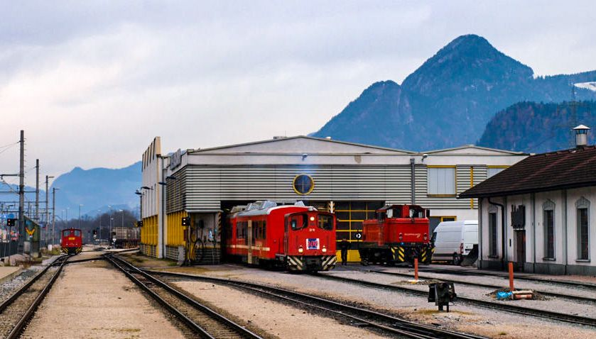 Train Munich to Mayrhofen