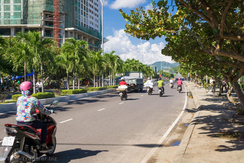Nha Trang road