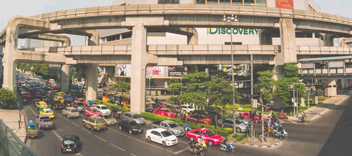 Заказ такси в Бангкоке - просто и быстро