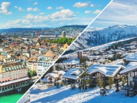 How you can get from Geneva to Courchevel