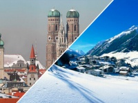 How to get from Munich to Ischgl