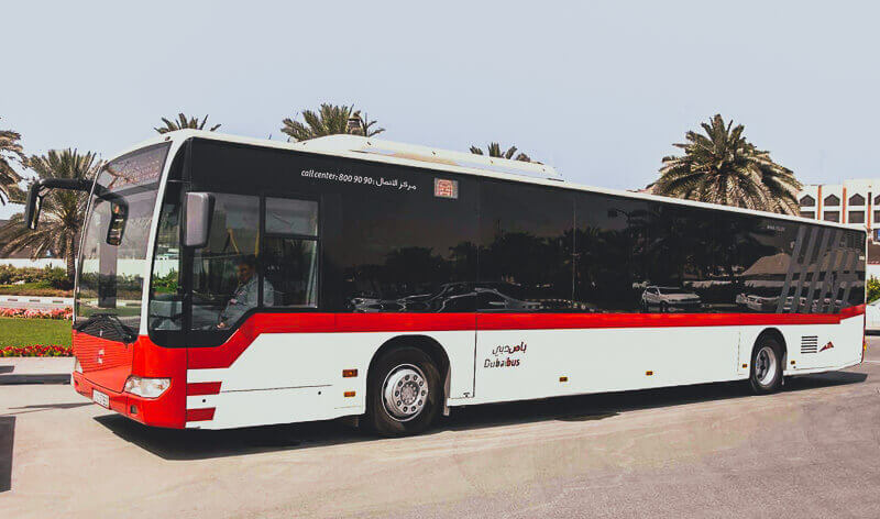 Bus from Dubai to Fujairah
