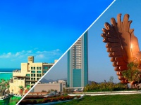 Transfer from Dubai to Fujairah: bus or taxi