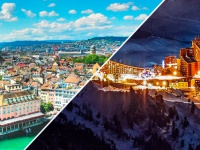Transfer from Geneva to Les Arcs: taxi, bus or train