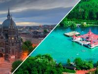 Как добраться из Вены в Хевиз: трансфер или автобус