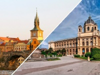 Transfer from Prague to Vienna: all the ways to get there