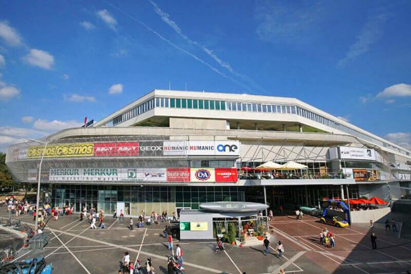 Stadion Center in Vienna